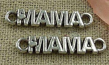 Komponenty - Prívesok / konektor MAMA - 9001343_