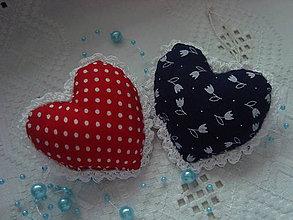 Darčeky pre svadobčanov - Svadobné srdiečka do dlane - 8999757_