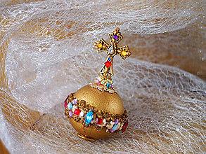 Nezaradené - královské korunovační jablko - 9001126_