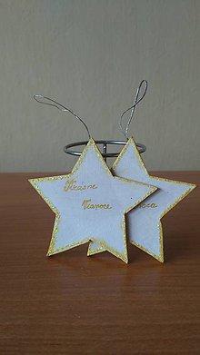 Tabuľky - Krásne vianoce - 9005643_