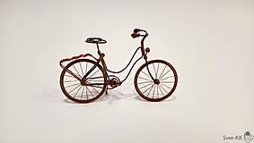 Dekorácie - Bicykel retro - 9005763_
