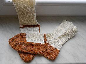 Obuv - Baleríno ponožky - 9004164_