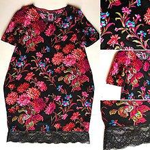 Šaty - Ó, šaty! Blooming Garden - 9004756_