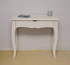 Nábytok - Konzolový stolík Colette - 9004335_