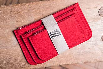 Taštičky - Kozmetické tašky - red - 9006158_