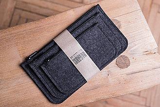 Taštičky - Kozmetické tašky - black - 9006165_