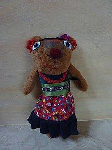 Bábiky - Frida :-) - 9004609_
