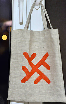 Nákupné tašky - Ľanová nákupná taška Solard - 9006005_