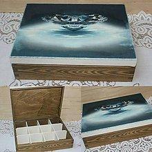 Krabičky - pre zberateľa kameňov - 9005193_