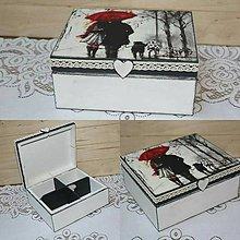 Krabičky - krabička na želanie - 9005206_