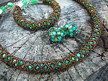 Sady šperkov - GREEN LADY - vyskladaj si svoju sadu - 9005135_