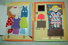 Hračky - šaty - 9006373_