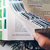 Papiernictvo - Tagy na Bibliu - malé (krasopisné) - 9010409_