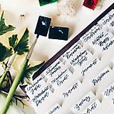 Papiernictvo - Tagy na Bibliu - malé (krasopisné) - 9010410_