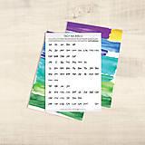 Papiernictvo - Tagy na Bibliu - malé (krasopisné) - 9010416_