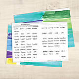 Papiernictvo - Tagy na Bibliu - veľké (jednoduché) - 9010448_