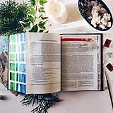 Papiernictvo - Tagy na Bibliu - veľké (krasopisné) - 9010466_