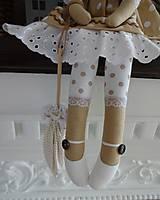Bábiky - Hnedý anjel - 9008845_