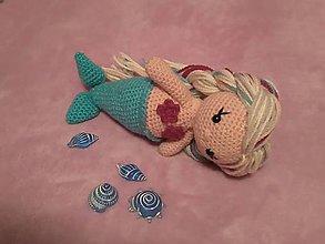 Hračky - Morská panna - 9007092_