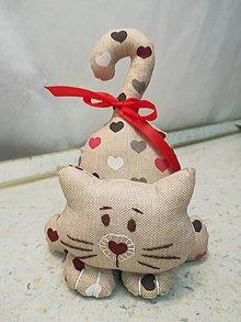 Hračky - Mačička - 9010756_