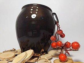 Dekorácie - dekoračná váza - 9009662_