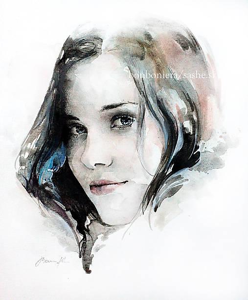 Obrazy - Portrét na objednávku - 9008600_