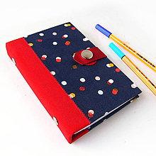 Papiernictvo - Karisblok Rozutekané bodky - A6 - 9008109_