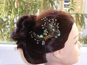 Ozdoby do vlasov - Hrebienok do vlasov - 9008191_