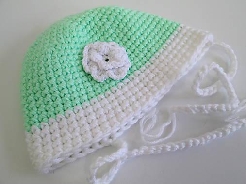 0dc9c68ba Háčkovaná Čiapka / Lienkokvet - SAShE.sk - Handmade Detské čiapky