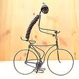 Dekorácie - Cyklista - 9012647_