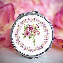 Zrkadielka - Zrkadielko - 35motívov v galérii (Kvetinky) - 9014518_