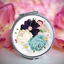 Zrkadielka - Zrkadielko - 35motívov v galérii (Kvetinky) - 9014570_