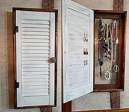 Nábytok - Okenica & šperkovnica - 9011441_