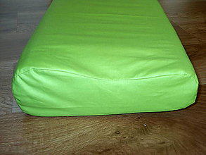 Úžitkový textil - poťah na anatomický vankúš - 9013146_