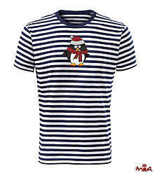 Oblečenie - Vianočný Penguin - 9013540_
