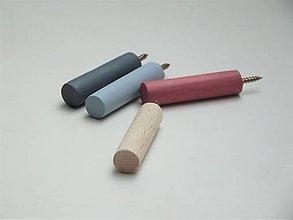 Nábytok - Vešiaky kolíky farebné - 9011660_
