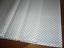 Úžitkový textil - Obrus béžové srdiečka 70x35 - 9011954_