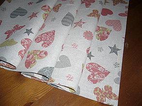 Úžitkový textil - Obrus 70x35 - 9013207_