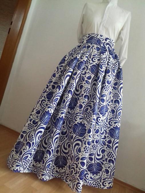 37d9320cf47a Plesová folklórna sukňa   FolkJarka - SAShE.sk - Handmade Sukne