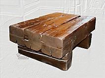 Nábytok - Konferenčný stolík - 9015820_