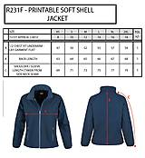 Kabáty - Softshellová bunda čičmianský vzor 1 - 9018855_