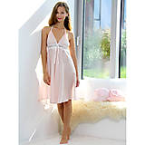 Pyžamy a župany - Jasmine - nočná košeľa, hodváb, rôzne farby - 9019508_