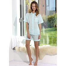 Pyžamy a župany - Lotus - košeľa so šortkami, rôzne farby - 9019838_