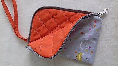 Detské tašky - Detský obal na mobil /okuliare/ - 9019076_