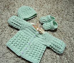 Detské oblečenie - súprava pre bábätko - 9017631_