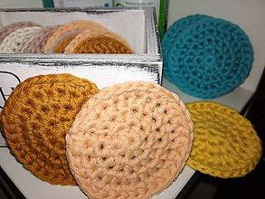Úžitkový textil - Kozmetické odličovacie tampóniky - 9022107_