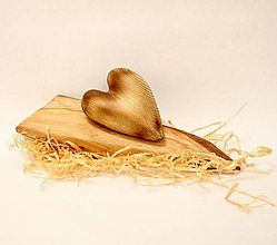 Dekorácie - Srdce jablone - 9021563_