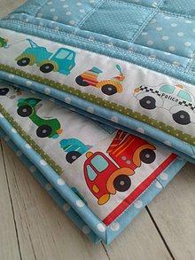 Textil - Detská deka \