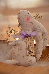Dekorácie - Zajačik ušatý - 9023424_