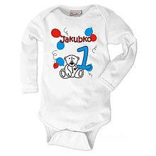 Detské oblečenie - Detské body na narodeniny - 14 - 9022677_